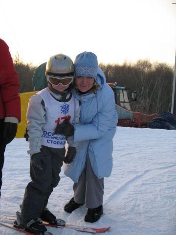 Соревнования Узкое январь 2008