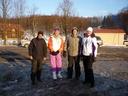 Закрытие сезона 2011 в Чулково