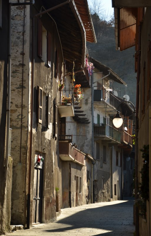 Valle d'Aosta. Большое Рождественское Путешествие… Воздушный замок и кулинарная книга Аосты…