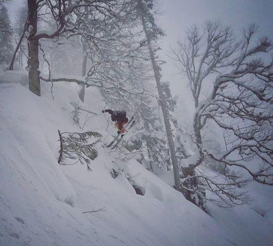Whitedot skis