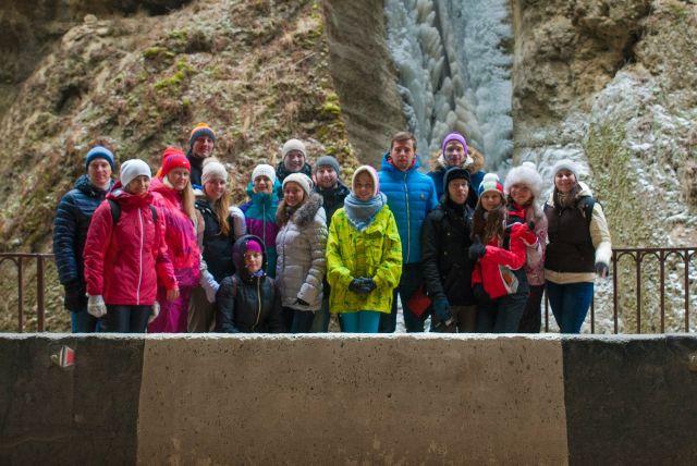 водопад-источники
