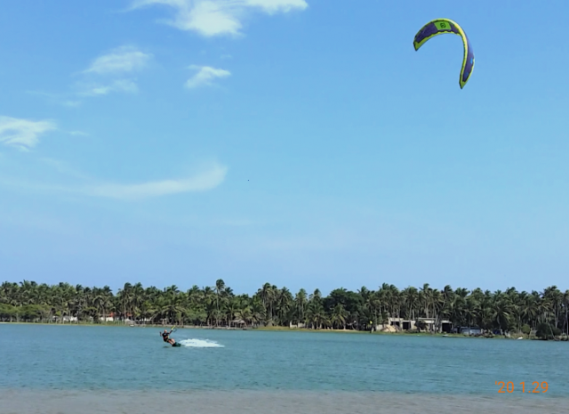 Шри Ланка, лагуна Каппалади