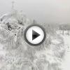 Губаха Пермский край гора Крестовая