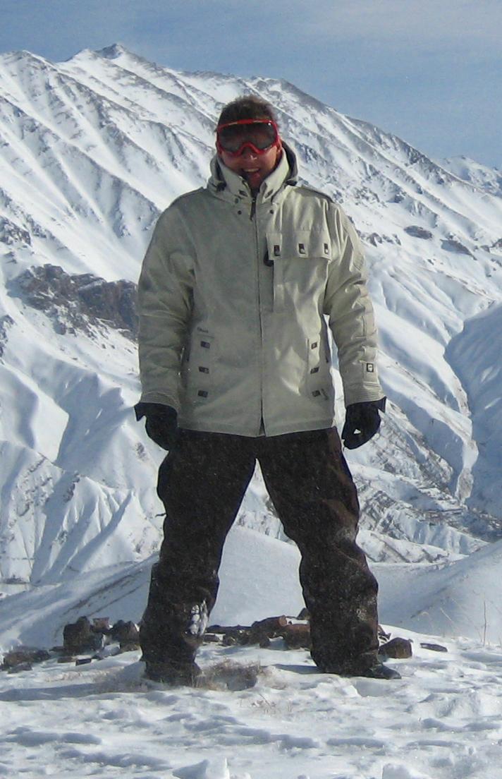 Брюки для лыж