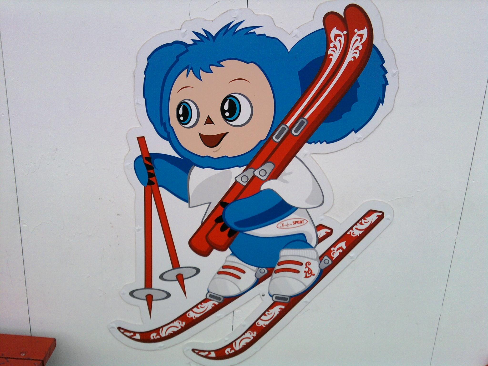 Картинки с зимним видом спорта для детей, для