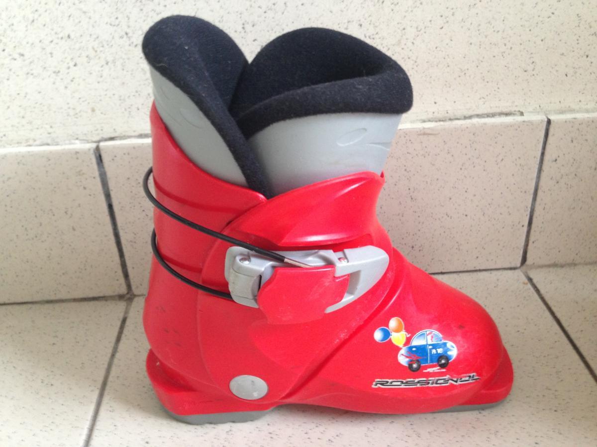 Детские лыжные ботинки рекомендации