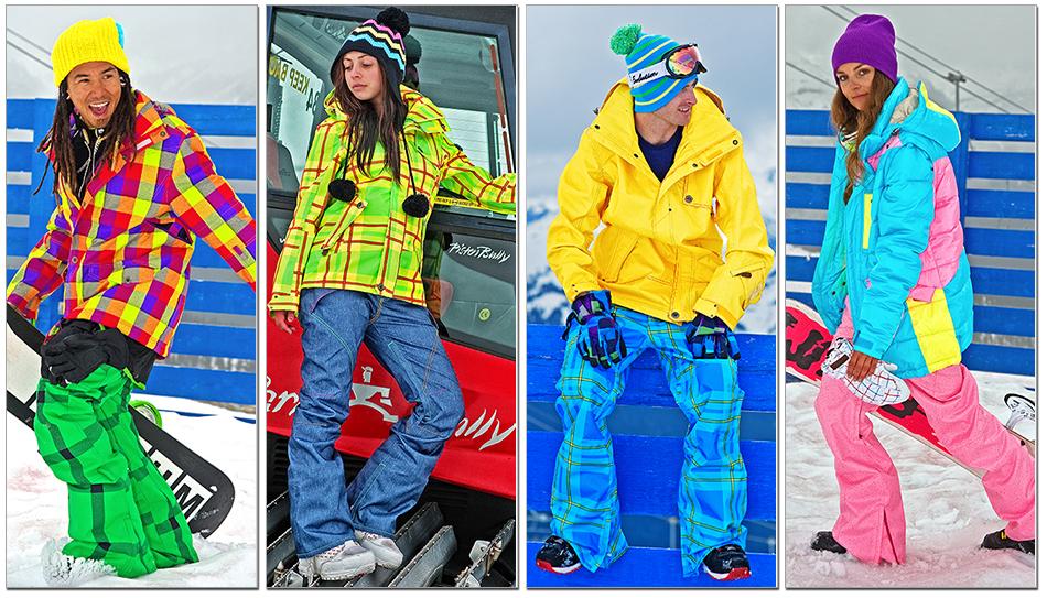 Костюм для горнолыжного спорта женский с доставкой