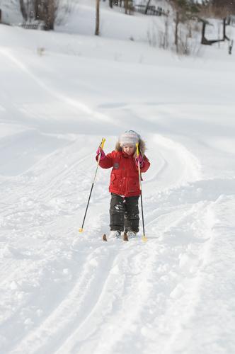 Возраст и лыжи О пользе и вреде занятий лыжным спортом