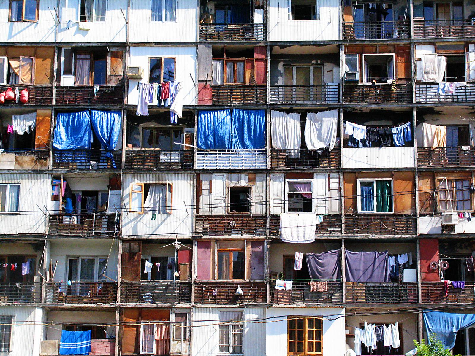 Фотография балконы в тифлисе из раздела город 4049676 - фото.