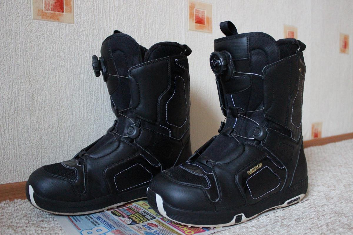 fb30416889f2 Ботинки для сноуборда Salomon Faction BOA 11-12 - Ботинки и ...